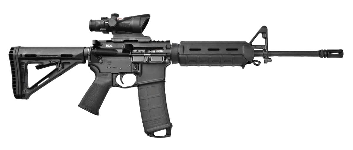 Magpul MOE M-LOK AR-15 Carbine-Length Handguard