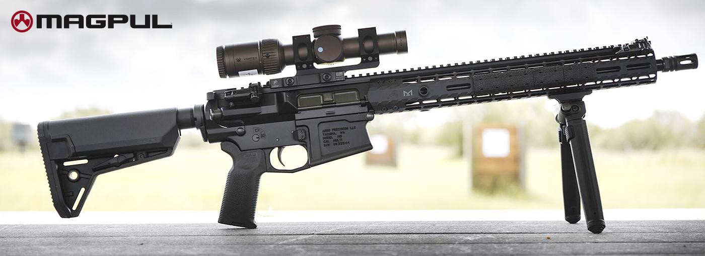 Magpul MOE SL-S Carbine Stock (Mil-Spec)