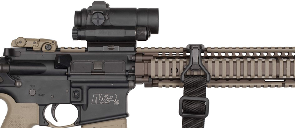 TWO MAGPUL MAG502 Rail Sling Attachments MS2//MS3//Clip-In NEW FAST SHIP RSA