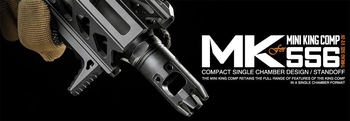 Strike Industries Mini King Comp (5.56/.223)