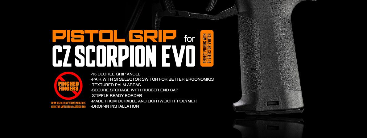 Strike Industries CZ Scorpion EVO Pistol Grip