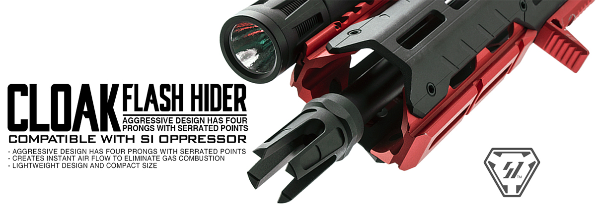 Strike Industries Cloak Flash Hider (5.56 / .223)