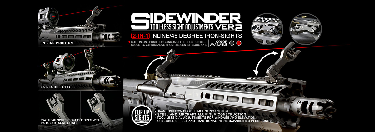 Strike Industries Sidewinder II