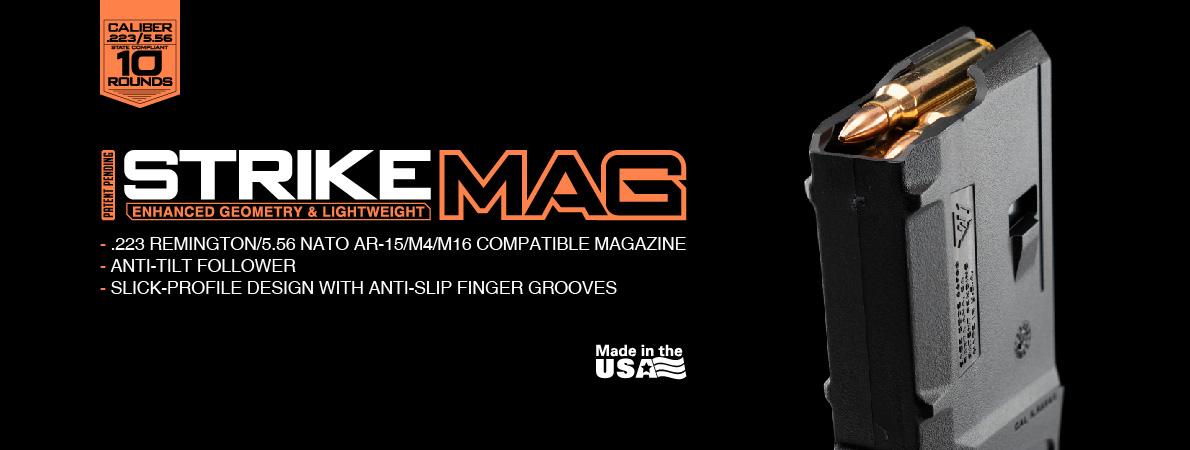 Strike AR-15 Magazine (10 Rounds)