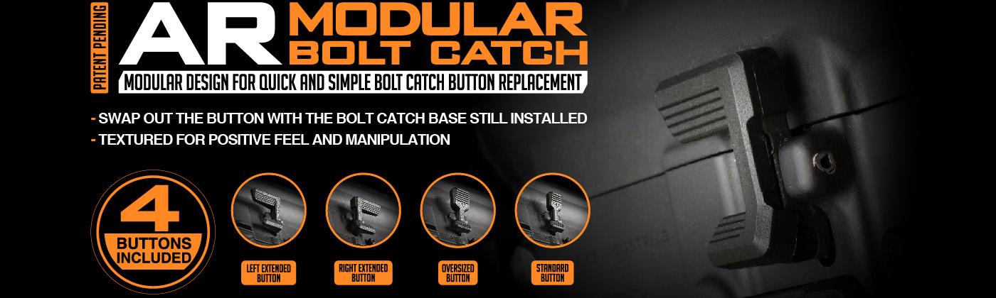 Strike Industries AR Modular Bolt Catch