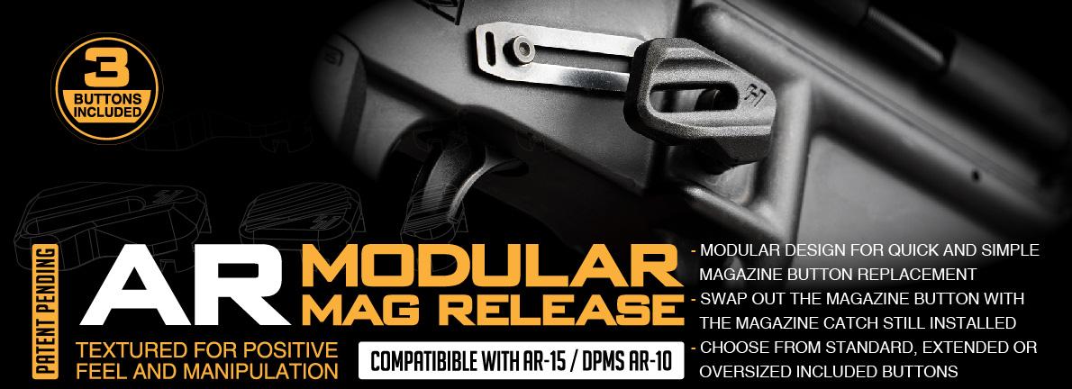 Strike Industries AR Modular Magazine Release