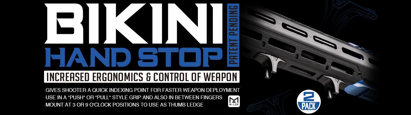 Strike Industries Bikini Hand Stop (2-Pack)