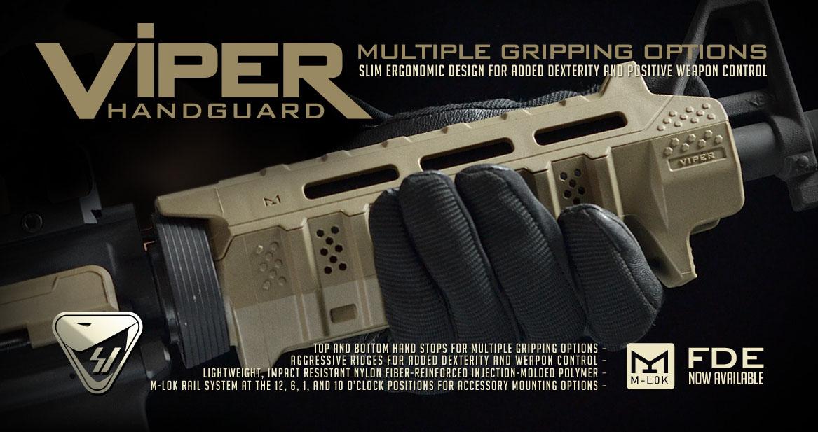 Strike Industries Carbine Length Handguard