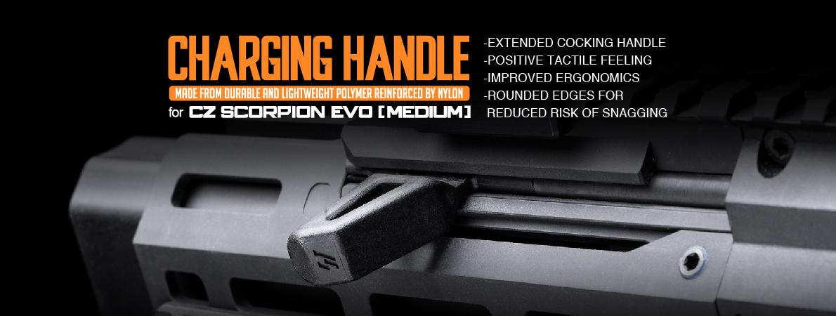 Strike Industries CZ Scorpion EVO Charging Handle