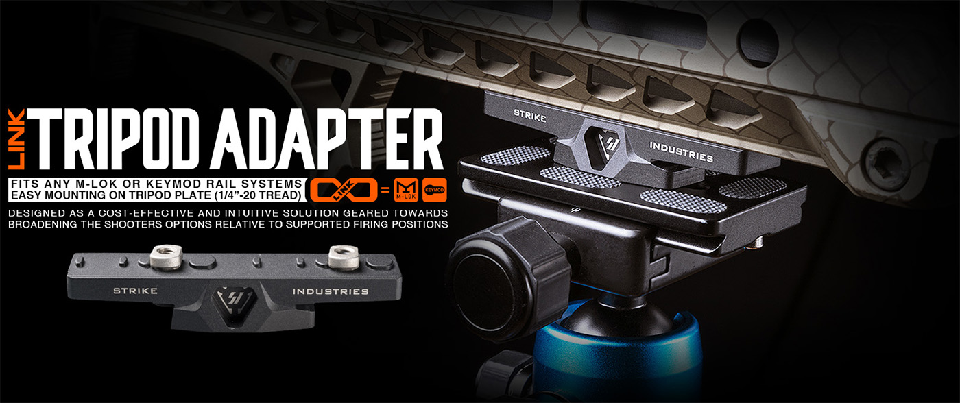 Strike Industries LINK Tripod Adapter