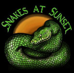 Snakes at Sunset