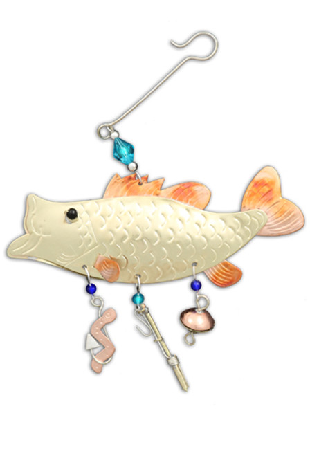 The Big One Fish Ornament