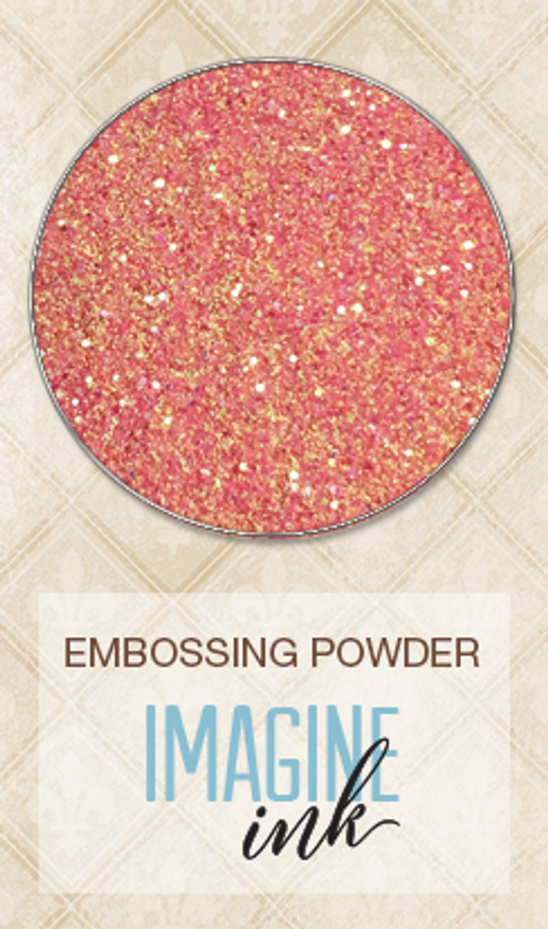 Blue Fern Studios Imagine Ink Embossing Powder - Sunlight Rose (823985)