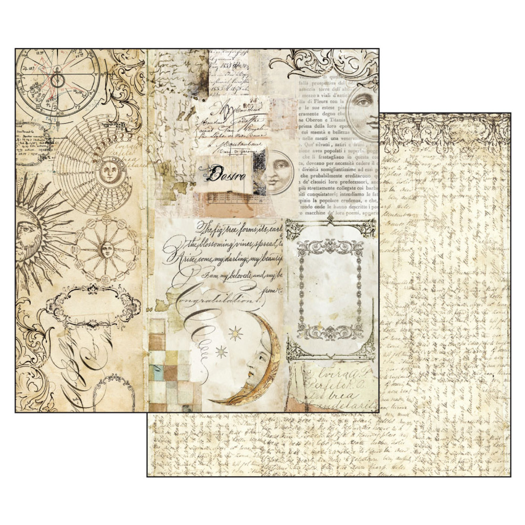 Stamperia - Scrapbooking 12 x 12 Collection Pack - Alchemy SBBL34