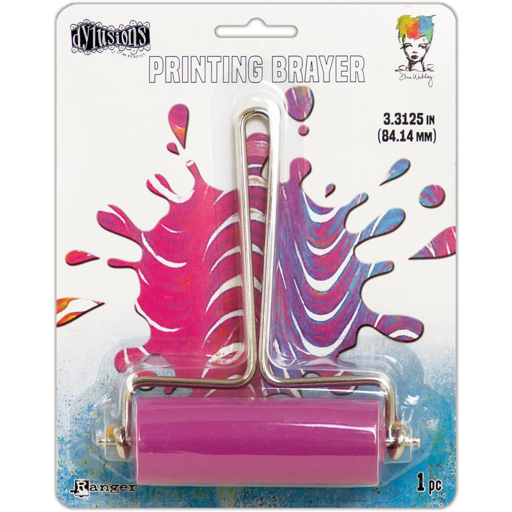 Gel Press Brayer - Small - Ranger Ink - Dylusions - Dina Wakley