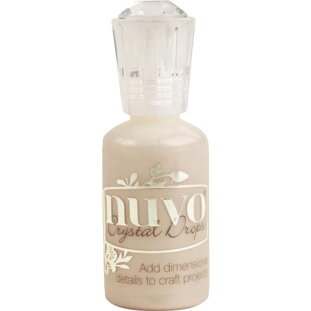 Nuvo - Crystal Drops - Caramel Cream (NCD - 692)