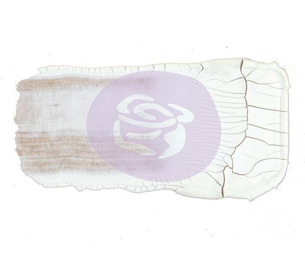 Prima Finnabair Art Extravagance - Texture Paste White Crackle 8.5 oz