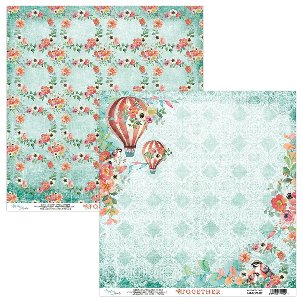 Mintay - Collection Pack 12x12 - Together