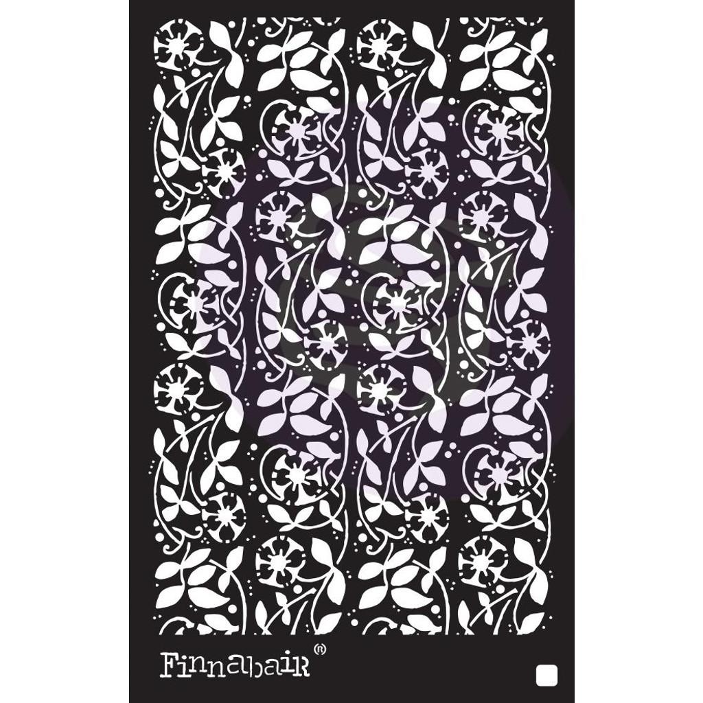 Prima - Finnabair - Stencil - Passiflora