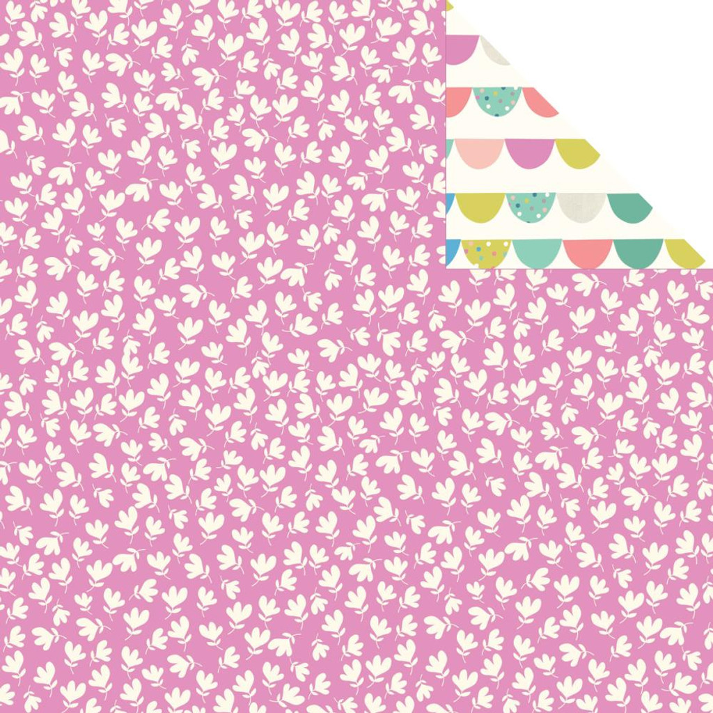 "Kaisercraft - Double-Sided scrapbooking paper 12""X12"" - Suga Pop - Rock Candy P1050"