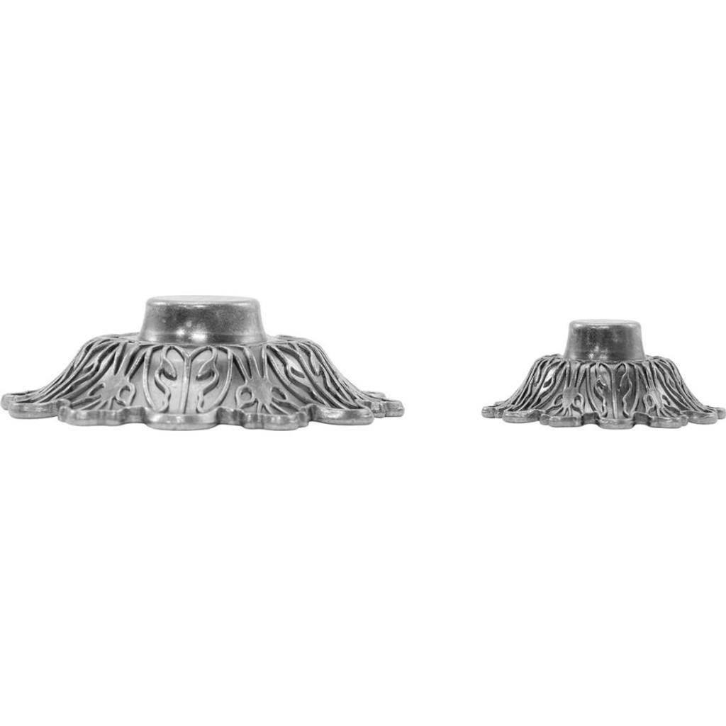 Tim Holtz - Idea-Ology Metal Ornamental Vignette Bases TH93709