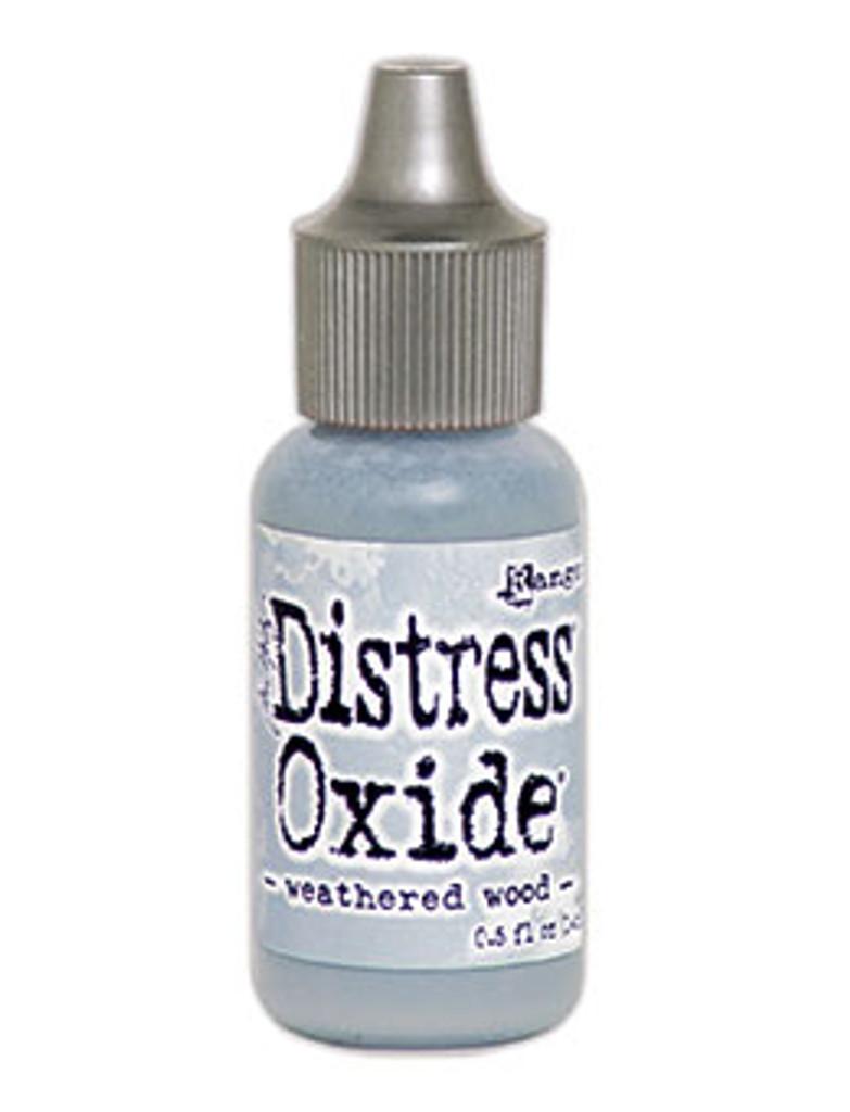 Tim Holtz Ranger - Distress Oxide Reinker - Weathered Wood TDR 57437
