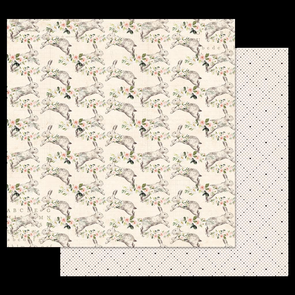 Prima - 12x12 Double-Sided Cardstock - Spring Farmhouse - Spring Farmhouse 994815