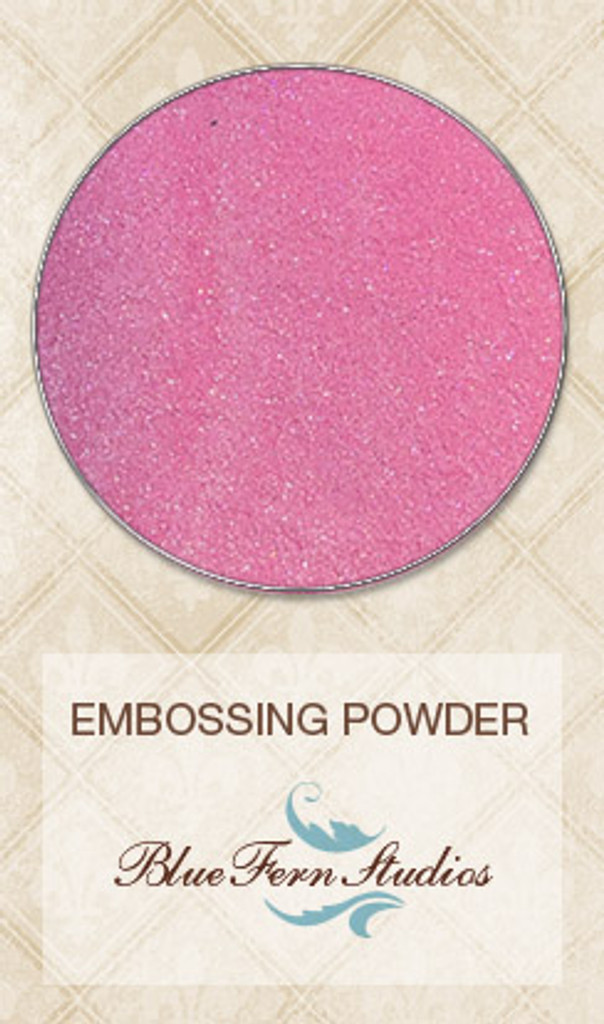 Blue Fern Studios Imagine Ink Embossing Powder - Bubble Gum (837180)