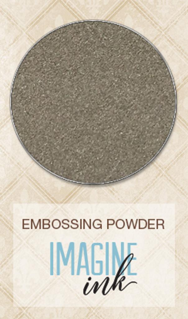 Blue Fern Studios Imagine Ink - Embossing Powder - Mushroom 127472