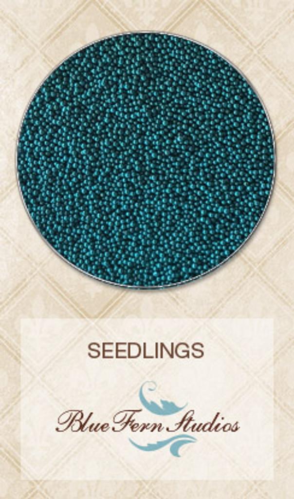 Blue Fern Studios - Seedlings - Aquamarine 847387