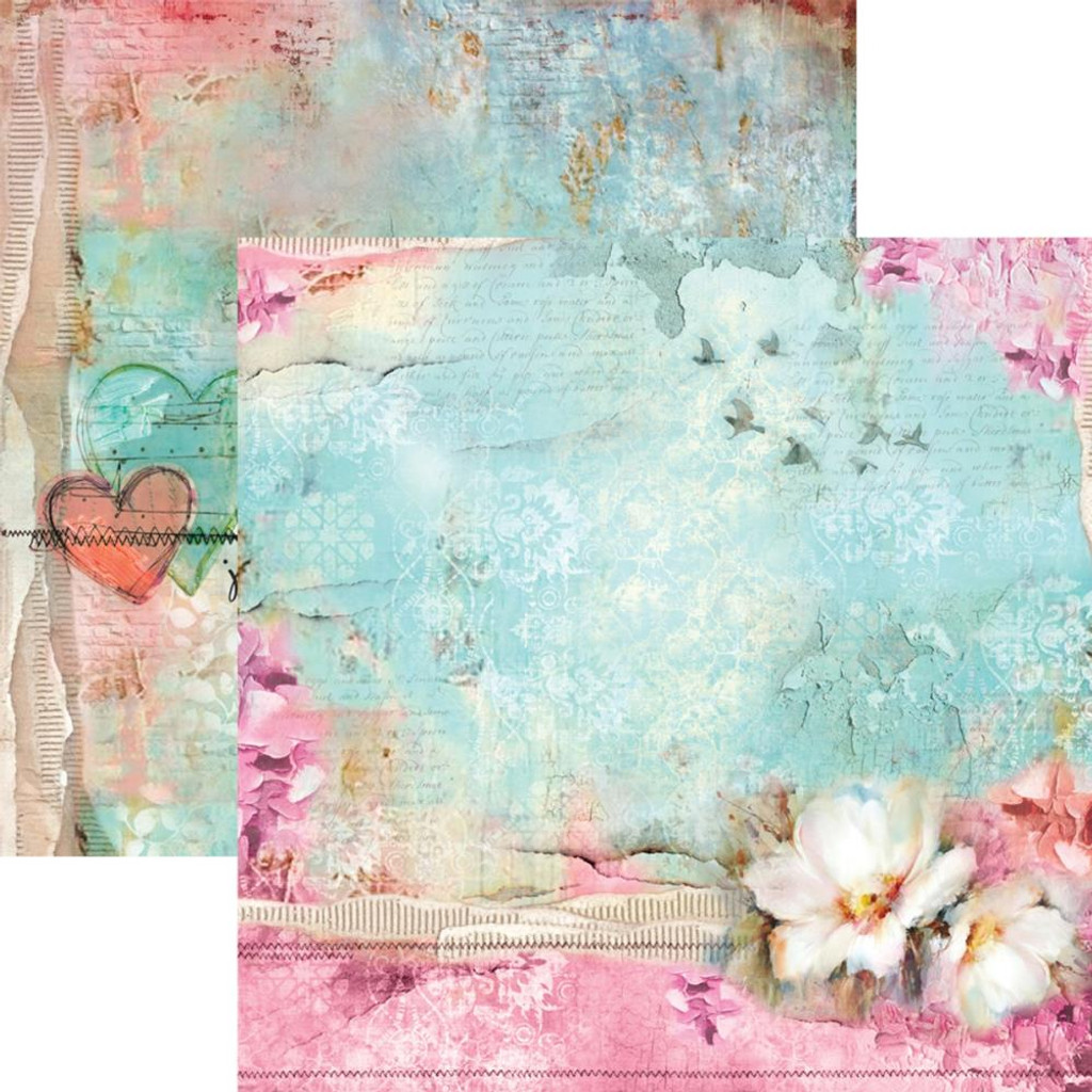 """Ciao Bella - 12""""X12"""" Double-Sided Cardstock - Sound Of Spring - Spring Melodies (CBSS035)"""