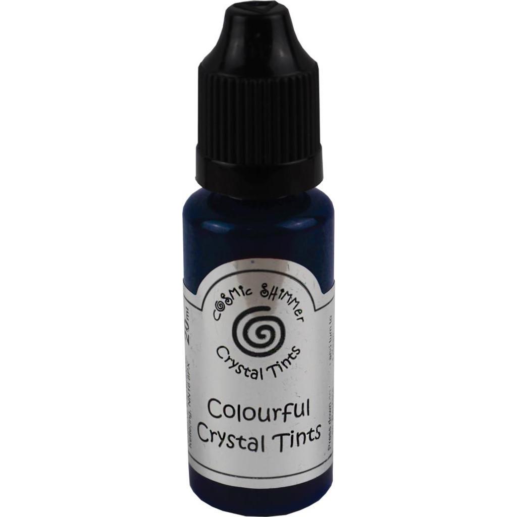 Creative Expressions Cosmic Shimmer - Crystal Tints 20ml - Tanzanite Blue (CSCT - TAN)