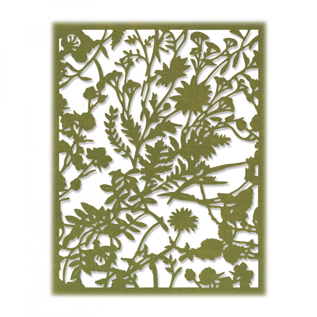 Sizzix - Tim Holtz - Thinlits Die Organic (664153)