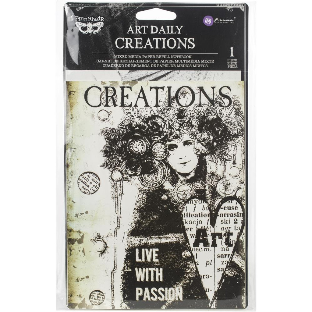 Prima - Art Daily Planner - Booklet - Creation (964962)