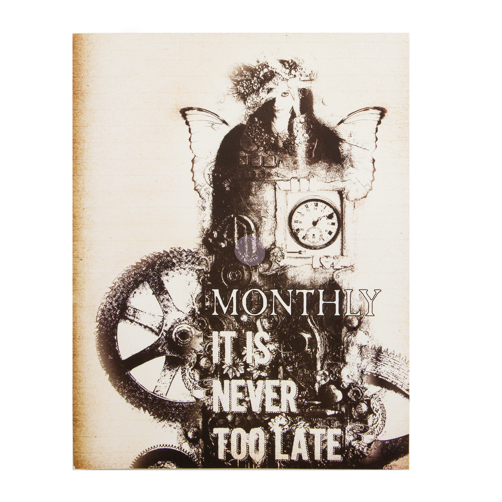 Prima - Art Daily Planner - Booklet - Monthly (964986)