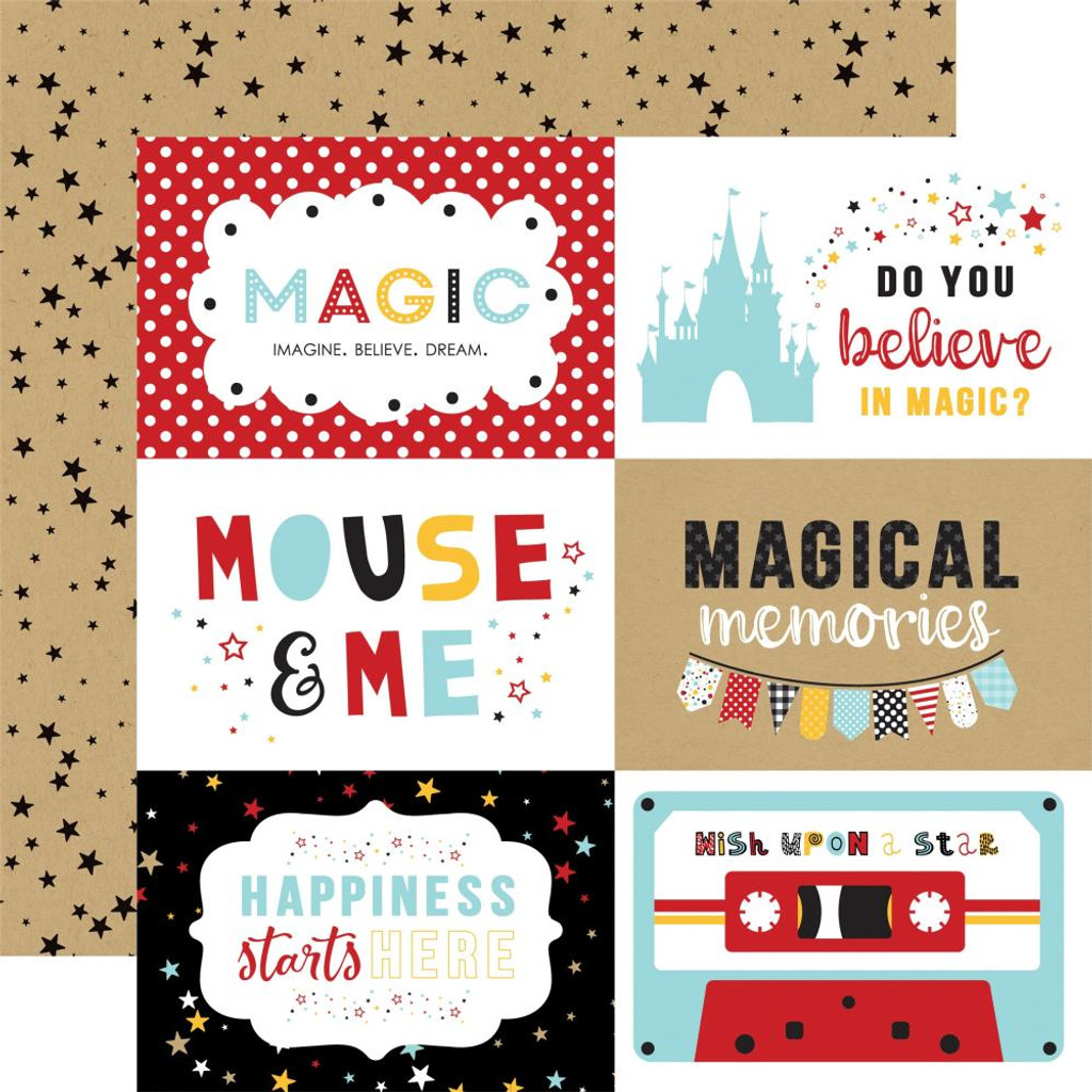 Echo Park - 12x12 Collection Kit - Magical Adventure 2