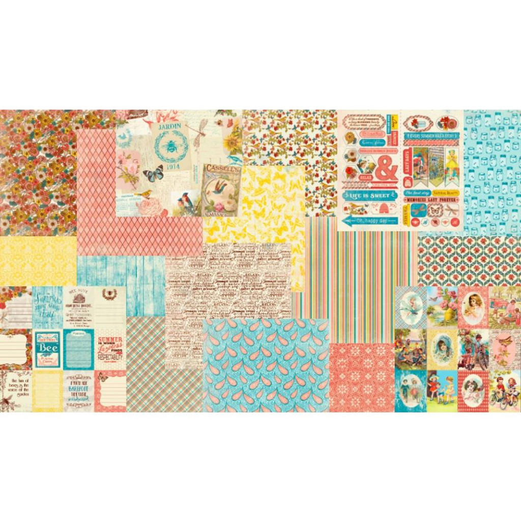"Authentique - Collection Kit 12""X12"" - Endless (END011)"