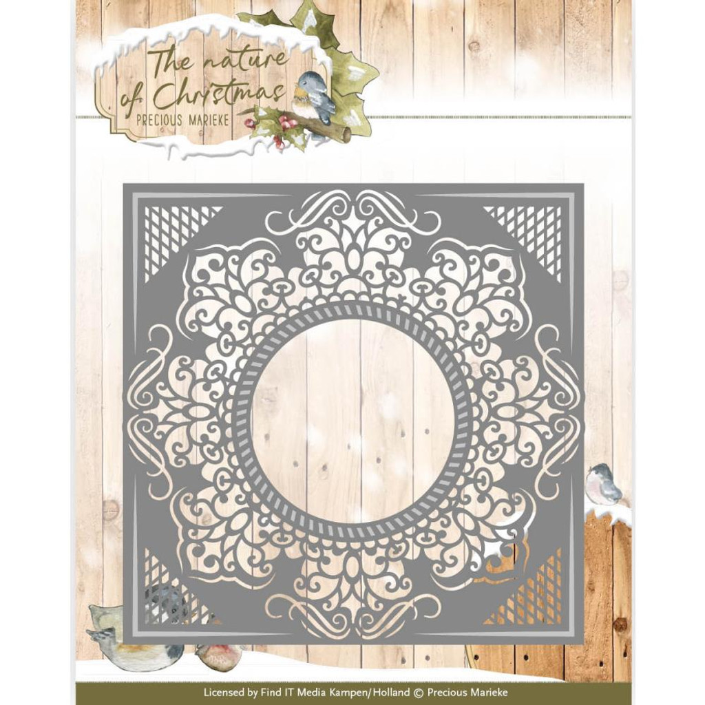 Find It Trading Precious Marieke - Nature Of Christmas - Frame (PM10098)