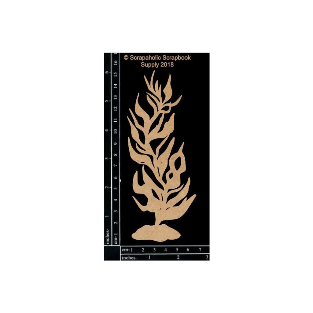 Scrapaholics - Laser Cut Chipboard - Tall Seagrass (S50978)