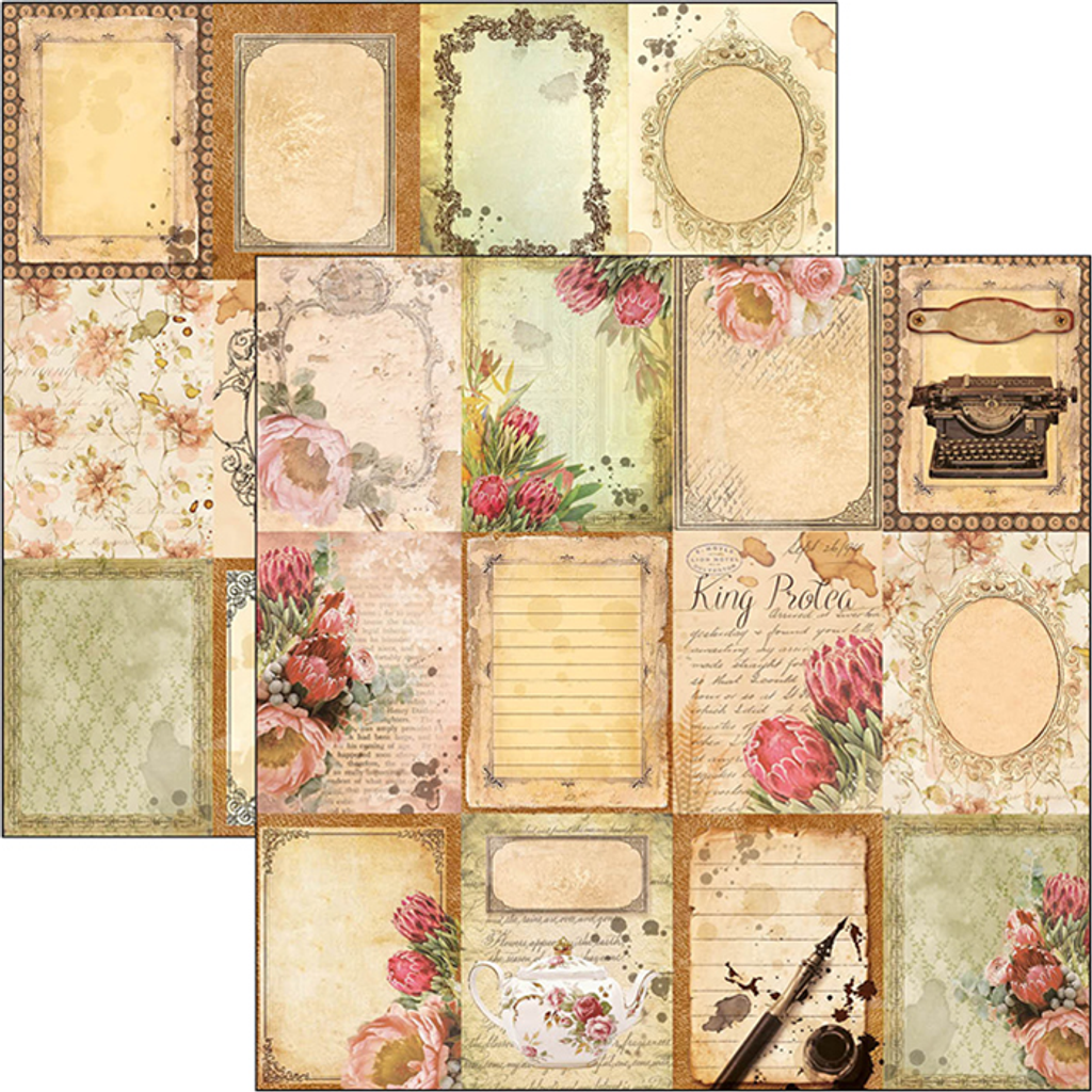 Ciao Bella - Collection Pack 12x12 - The Muse (CBPM028) Ciao Bella - Collection Pack 12x12 - The Muse (CBPM028)