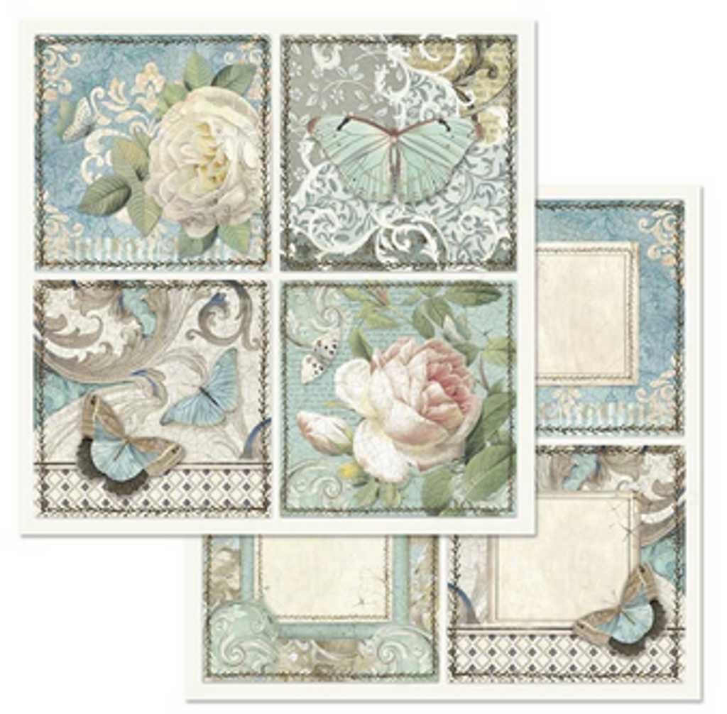 Stamperia -Collection Pack 8x8 Azulejos (SBBS04)