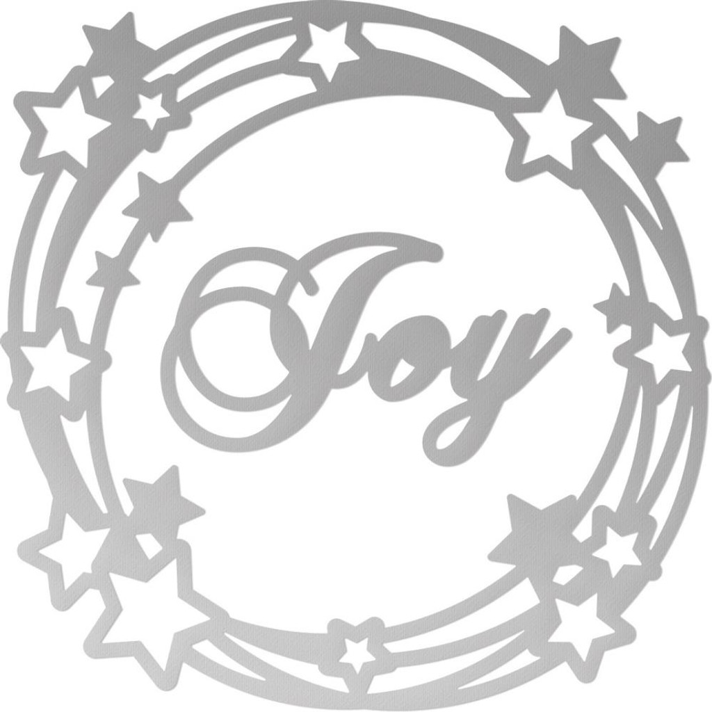 Couture Creations - Mini Die-Cut - Naughty Or Nice - Joy Frame (CO726908)