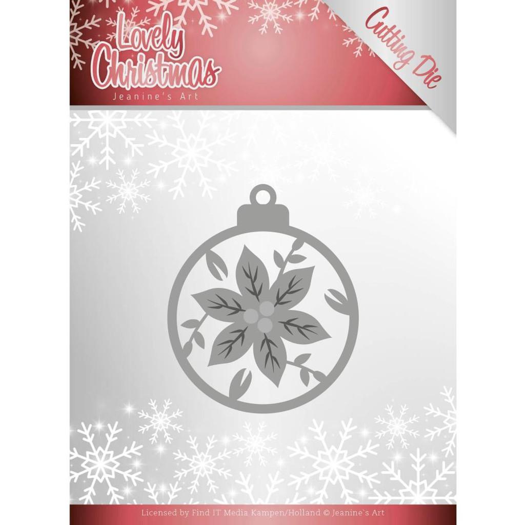 Find It Trading - Jeanine's Art - Lovely Christmas - Christmas Ball (JAD10083)