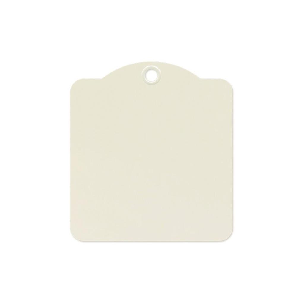 Graphic 45 - Staples - Square Tag Album - Ivory (G4501282)
