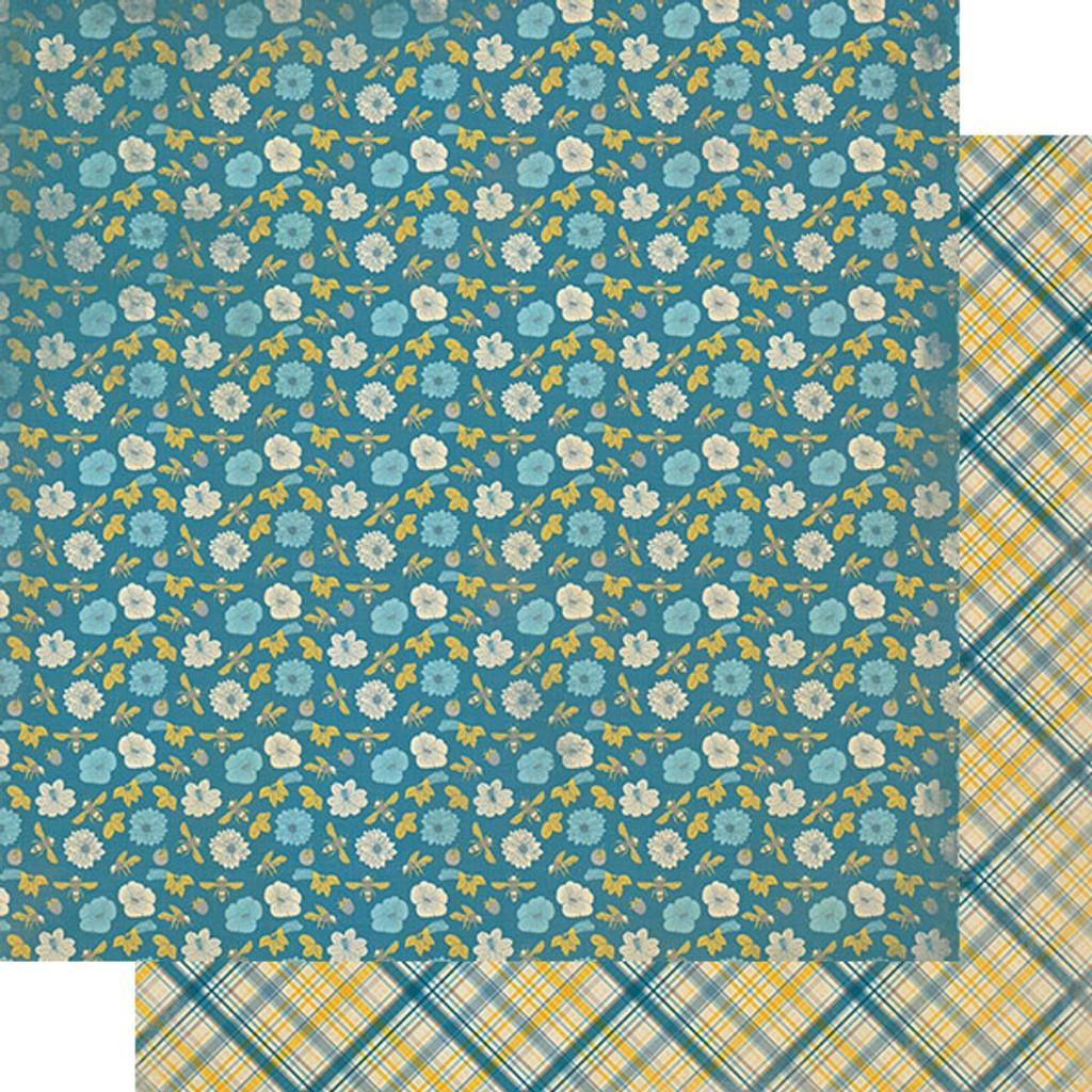Authentique - Calendar Collection 12x12 3/Pkg - June (CAL-054)