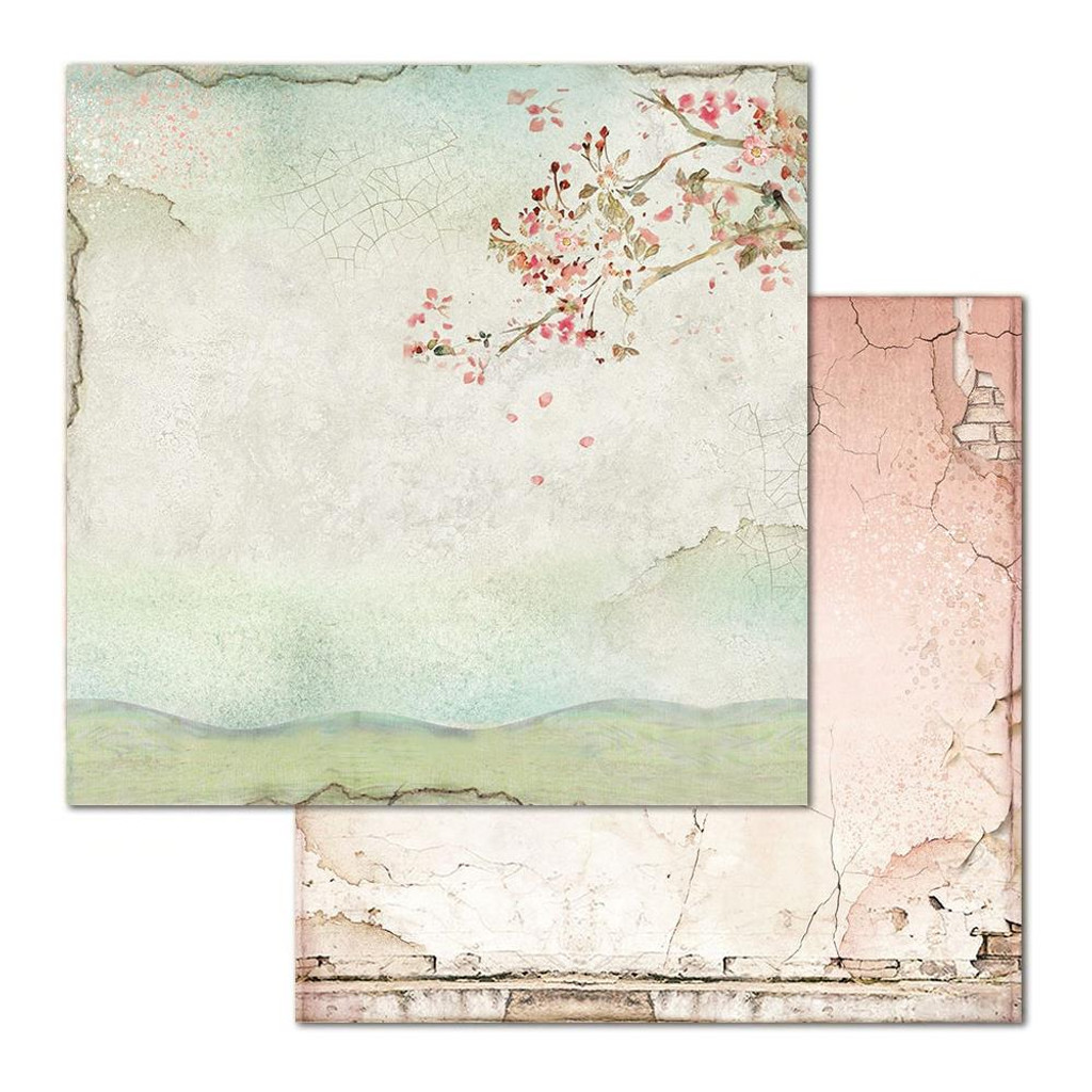 Stamperia - Double-Sided Cardstock Collection 8x8 - House of Roses (SBBL66)