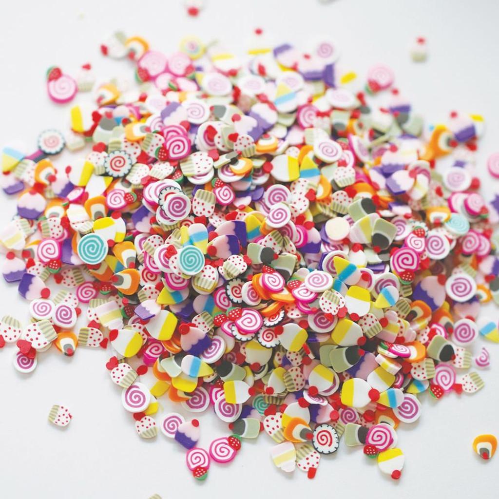 Dress My Crafts - Shaker Elements - Dessert Mix (DMCS3800)