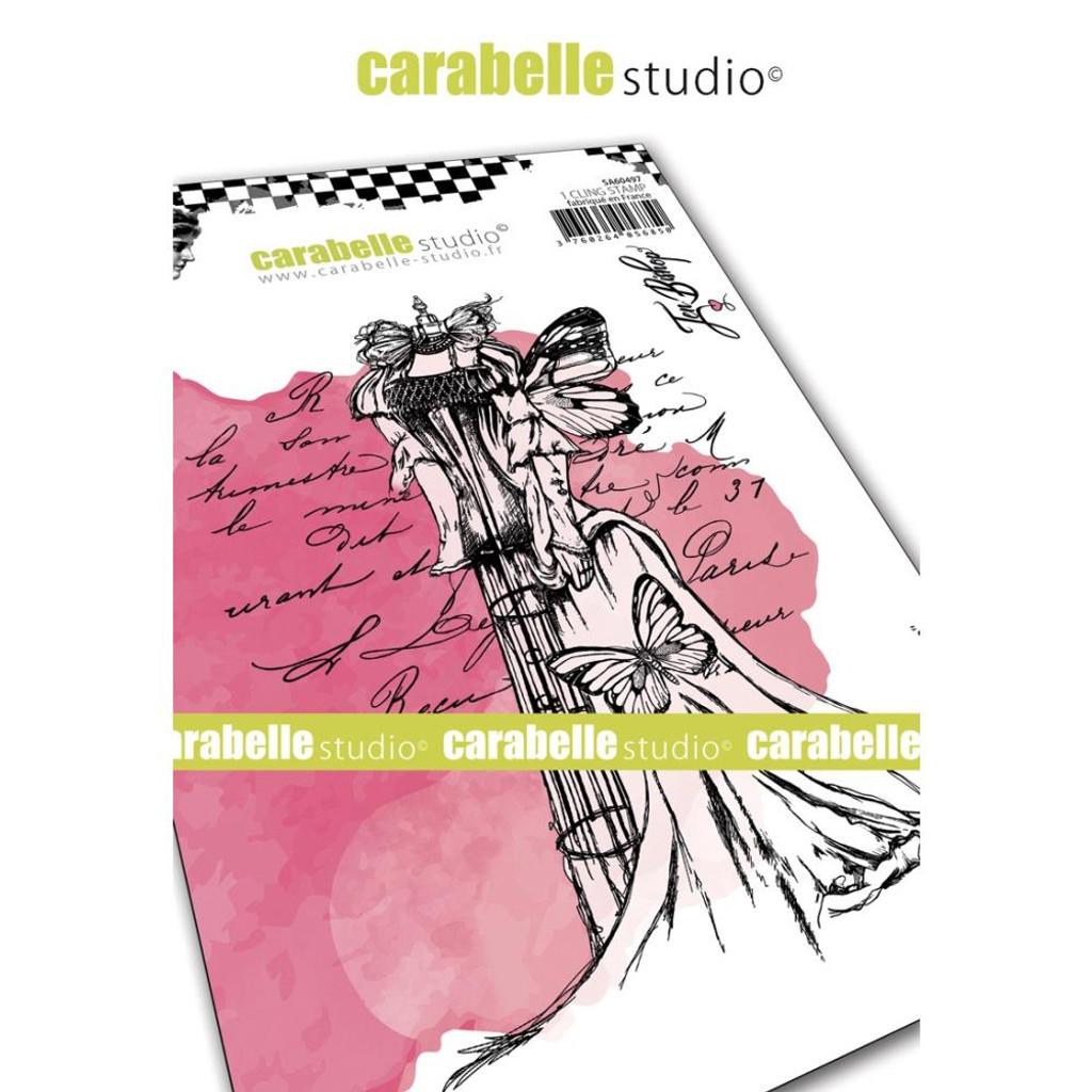 Carabelle Studio - Cling Stamp A6 By Jen Bishop - Dressform (SA60497)