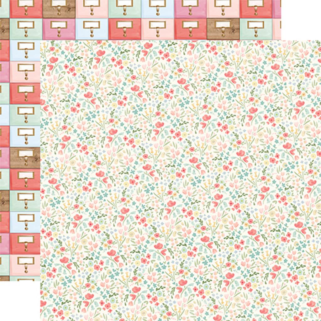 Carta Bella - Double Sided Cardstock Collection Kit 12 x 12 - Farmhouse Market (AR113016)