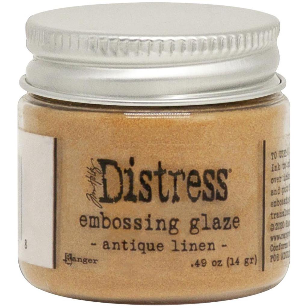 Ranger Tim Holtz Distress Embossing Glaze - Antique Linen (TDE 70948)